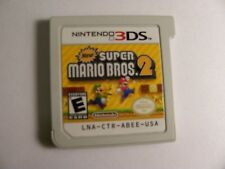 New Super Mario Bros. 2 Nintendo 3DS ,Also works on xl & 2ds !( Love that Luigi