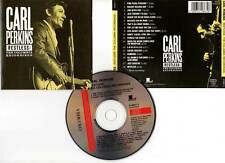 "CARL PERKINS ""Restless - The Columbia Recordings"" (CD) 1992"
