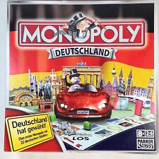 Hasbro Monopoly Deutschland Germany Edition Deutsch German Language Board Game