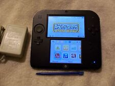Nintendo Blue 2ds  Game System 100%  Working Console #Blue2ds