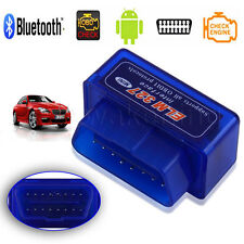 ELM327 V2.1 OBD2 II Mini Bluetooth Diagnostic Interface Scanner for Car Auto Blu