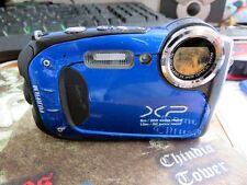 Fujifilm FinePix XP Series XP60 16.4 MP Digital Camera - Blue not working