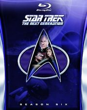 Star Trek: The Next Generation - Season Six [6 D Blu-ray Region A