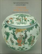 RARE – BOOK / CATALOG – 17C CHINESE PORCELAIN Butler Family Collection 1990