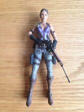 Resident Evil Sheva Alomar Figure 7 Inch