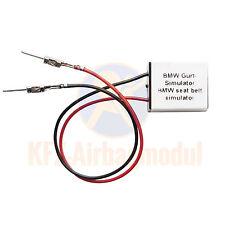BMW E60 E61 Gurtwarnung Gurtalarm Gurtwarnton Deaktivierung Gurtsimulator