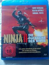 REVENGE OF THE NINJA BLU-RAY SHO KOSUGI ORIGINAL
