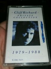 Cliff Richard - Private Collection 1979-1988 Cassette Tape ������ FREE POST