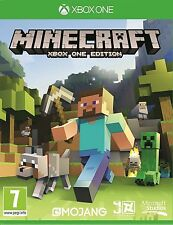 41411/MINECRAFT POUR XBOX ONE NEUF SS BLISTER