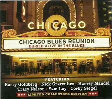 Chicago Blues Reunion Buried In The Blues (CD + DVD)