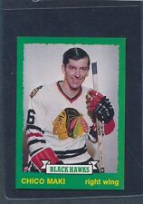 1973/74 OPC O-Pee-Chee CB #227 Chico Maki Blackhawks NM-MT+ 73OPC227-111815-1
