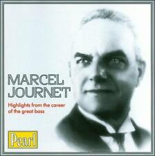 Massenet, Offenbach, Gounod, Jou: Highlights of a Great Career  Audio CD