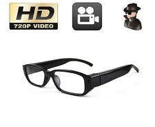 2GB HD 720P MINI DV BRILLE SPION VERSTECKTE KAMERA SPY CAM SUN GLASSES 5MP A27