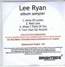 (BT46) Lee Ryan, Album Sampler - DJ CD