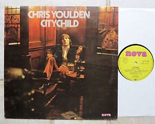 CHRIS YOULDEN ‎– Citychild  LP  Nova ‎– SDL 8011  → Savoy Brown