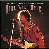 JIMI / JIMMY HENDRIX - BLUE WILD ANGEL LIVE AT THE ISLE OF WIGHT CD ALBUM NEW