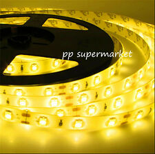 DC12V 5M 300LEDs SMD 5630 warm white Flexible LED Strip Light no waterproof