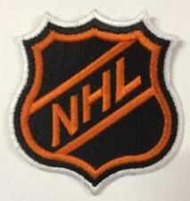 """NHL Shield  Crest / Patch 3.5""""x 3.5"""" Inch Iron On  / Sew On"""