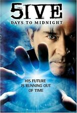 5ive Days to Midnight [2 Discs] (2004, DVD NEUF) WS2 DISC SET