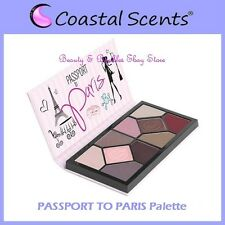 NEW Coastal Scents PASSPORT TO PARIS Eye Shadow Compact Palette FREE SHIPPING