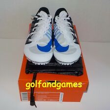 Nike Zoom JA Fly 2 Track Running Shoes WHITE 705373 100 MEN 7 +Spikes & SRT