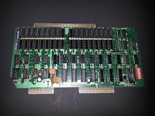 512K RAM on a Tandy 6000 One Meg Memory Board-Tested&Working-Radio Shack TRS80