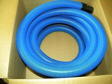 """Carpet Cleaning 25ft Extractor Vacuum Hose W/ 1.5"""" Wand connector"""