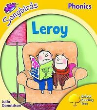 Oxford Reading Tree: Level 5: Songbirds: Leroy,VERYGOOD Book