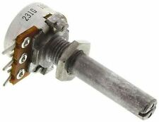 Alps RK163 Series, Linear Carbon Film Potentiometer with a 6 mm Dia. Shaft, 100k