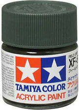 TAMIYA COLOR ACRYLIC XF-65 Field Grey MODEL KIT PAINT 10ml NEW
