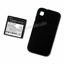 3500mAh New Extended Portable Battery + Cover For Samsung Galaxy S GT i9000