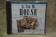 As for My House by Praise & Worship (CD, Aug-1994, Hosanna! Music)