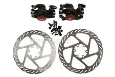 AVID MTB BB7 Mechanical Disc Brake Front and Rear 160mm G2 Rotor