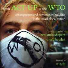 Hayduk-From Act Up To The Wto  BOOK NEW