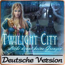 Twilight City - Liebe kennt keine Grenzen - PC - Windows XP / VISTA / 7 / 8