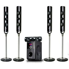 NEW Befree Sound 5.1 Channel Surround Sound Bluetooth Speaker System BFS-900