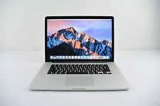 "15"" Apple MacBook Pro Retina 2013 2.4GHz Quad Core i7 8GB RAM 256GB ME664LL/A"