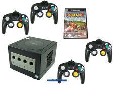 # Nintendo GameCube Console con 4 controller, elettricità, televisione via cavo & MARIO KART #