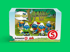 41259 - Schlumpf-Set 2000 - 2009  limited edition - mint in box !
