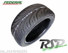 1 x NEW 225 40 18 FEDERAL 595-RSR 88W TRACK ROAD TYRE 225/40/ZR18 Sheffield