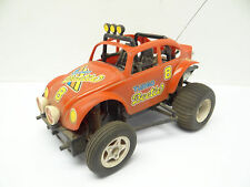Vintage Used Broken Beetle Turbo RadioShack Off-Road Buggy Toy Car Parts