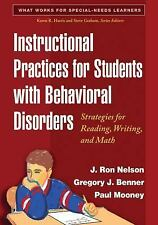 What Works for Special-Needs Learners: Instructional Practices for Students...