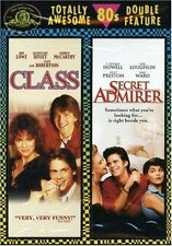 NEW Totally Awesome 80s: Class / Secret Admirer (Double Feature) (DVD)