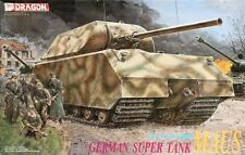 "Dragon 6007 1/35 German Super Tank ""Maus"" - DML Model Kit"