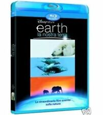 DISNEY BLU RAY Earth  La nostra terra - live