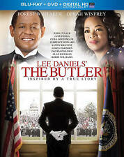 The Butler (Blu-ray/DVD, 2014, 2-Disc Set, No Slipcover) BRAND NEW