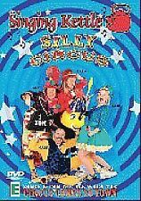 THE SINGING KETTLE Silly Circus RARE DVD