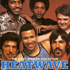 The G.T.O. Singles Collection * by Heatwave (CD, Nov-2010, 2 Discs, 7T's)