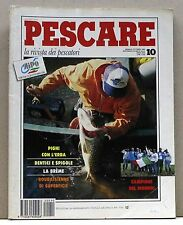 PESCARE N. 10 ottobre 1992 - La breme  (possibilità di spedizione a 2,00 euro)