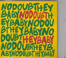 No Doubt-Hey Baby cd single